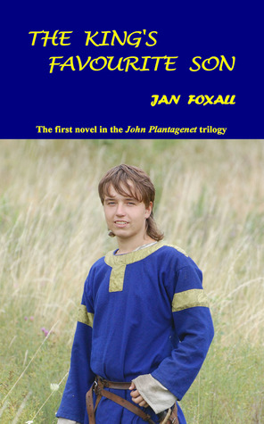 The King's Favourite Son by Jan Foxall