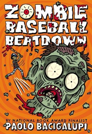 Book Review: Zombie Baseball Beatdown
