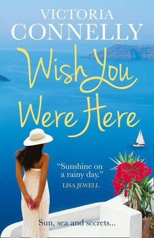 Wish you were here book