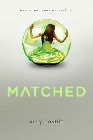 Matched (Matched #1) by Ally Condie | Review