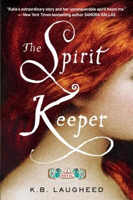 Book cover: The spirit keeper by K.B. Laugheed