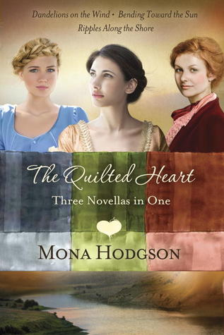 The Quilted Heart Omnibus (Quilted Hearts #1-3)