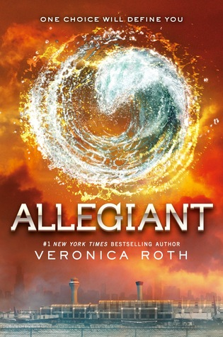 Book Review: Allegiant by Veronica Roth