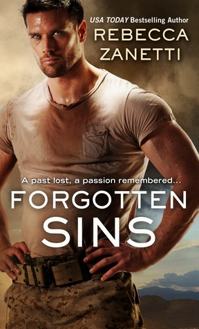 Forgotten Sins (Sins Brothers #1) by Rebecca Zanetti
