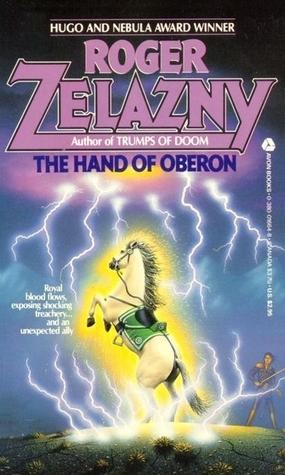 The Hand of Oberon (Amber Chronicles, #4) (2013 Audible Release) - Roger Zelazny