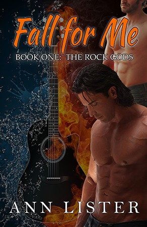 Fall For Me (The Rock Gods, #1)