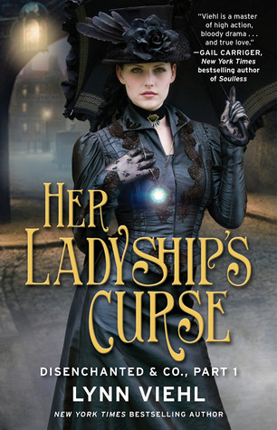 Review: Her Ladyship's Curse by Lynn Viehl