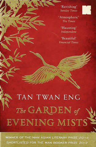 Cover image - The Garden of Evening Mists