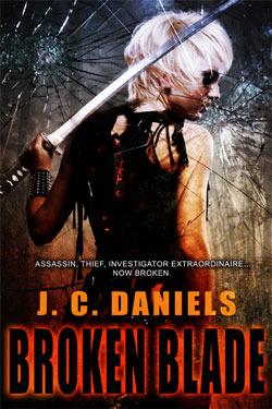 Review: Broken Blade by JC Daniels