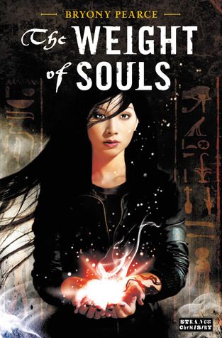 The Weight of Souls by Bryony Pearce