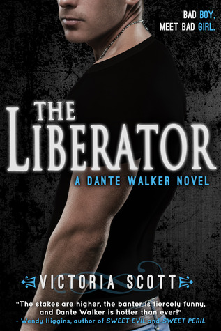 4.5 stars to The Liberator (Dante Walker #2) by Victoria Scott