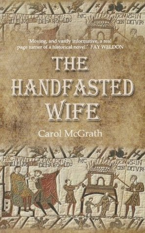 The Handfasted Wife - cover image