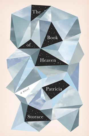 book cover: the book of heaven by patricia storace