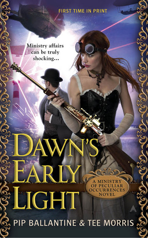 Review: Dawn's Early Light by Pip Ballantine & Tee Morris