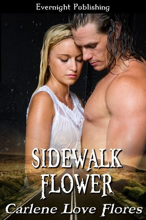 Sidewalk Flower by Carlene Love Flores