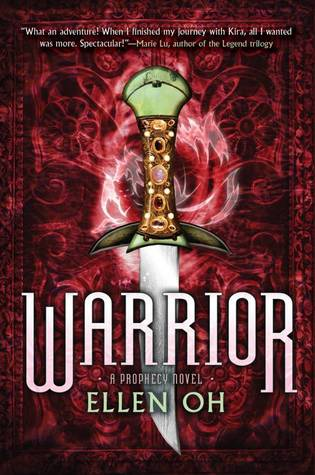 Warrior (The Dragon King Chronicles, #2) by Ellen Oh; Agency: Barry Goldblatt Literary