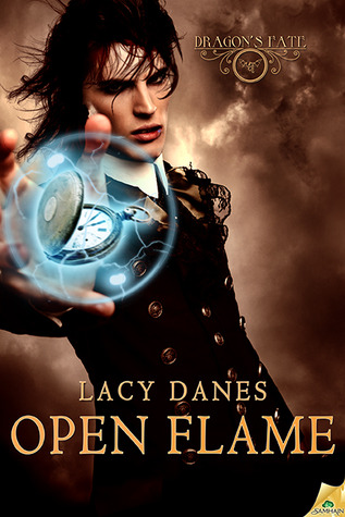 Open Flame by Lacy Danes