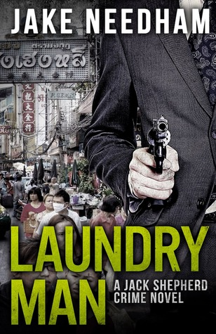 Laundry Man (Jack Shepherd, #1)
