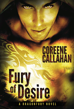 Fury of Desire (Dragonfury, #4)