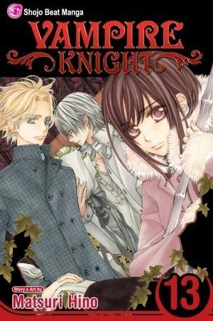 Vampire Knight, Vol. 13