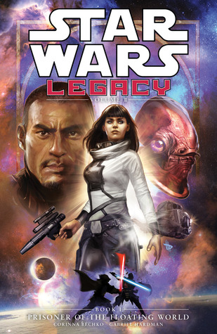 Star Wars: Legacy II, Vol. 1: Prisoner of the Floating World