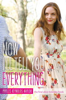 Now I'll Tell You Everything (Alice, #25)
