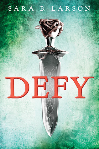 Click here to go to Defy's page on goodreads! {A Bookalicious Story}