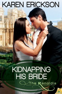 Kidnapping His Bride (The Renaldis, #2)
