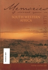 Memories of several years in south-western Africa