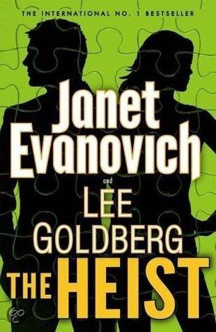 Bildresultat för the heist janet evanovich