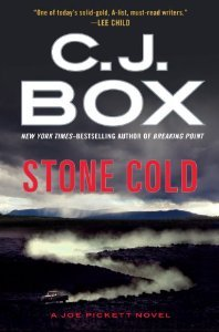 Stone Cold by C.J. Box (Putnam, $26.95)