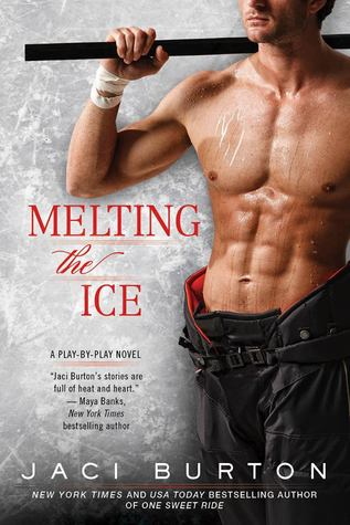 Review: Melting the Ice by Jaci Burton