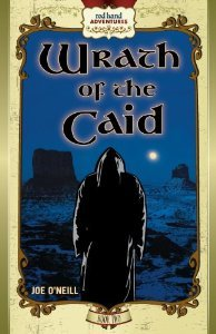 Wrath of the Caid (The Red Hand Adventures #2)