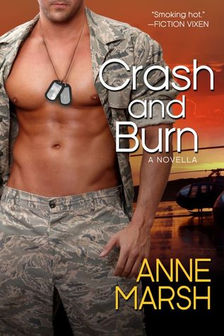 Crash and Burn (The Men of Crash, Fire and Rescue #1)