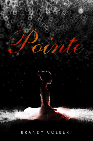Book Review Pointe By Brandy Colbert Navigating The Stormy Shelves