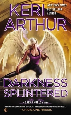 Review: Darkness Splintered by Keri Arthur