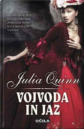 Vojvoda in jaz (Bridgertons, #1)