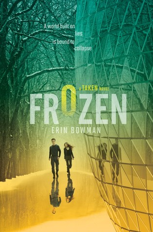 Frozen by Erin Bowman