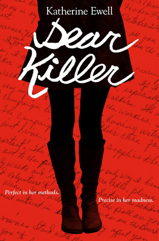 Waiting on Wednesday – Dear Killer by Katherine Ewell
