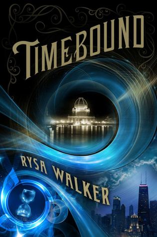 Waiting on Wednesday: Timebound by Rysa Walker