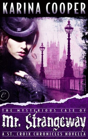 The Mysterious Case of Mr. Strangeway (The St. Croix Chronicles, #0.5)