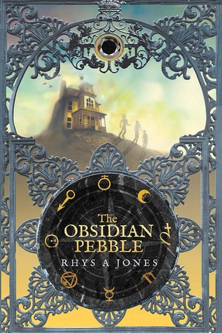 The Obsidian Pebble by Rhys A. Jones