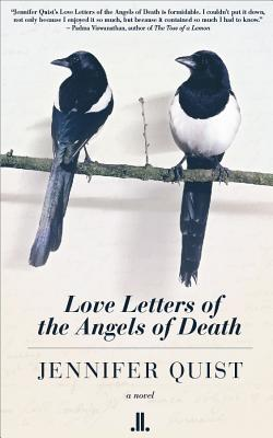 Love Letters of the Angels of Death
