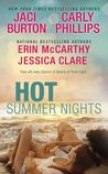 Hot Summer Nights (Bluebonnet, #2.5) (Serendipity, #3.5)