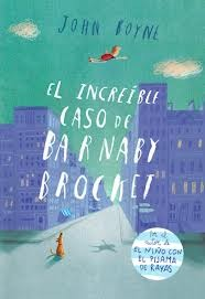 El increible caso de Barnaby Brocket