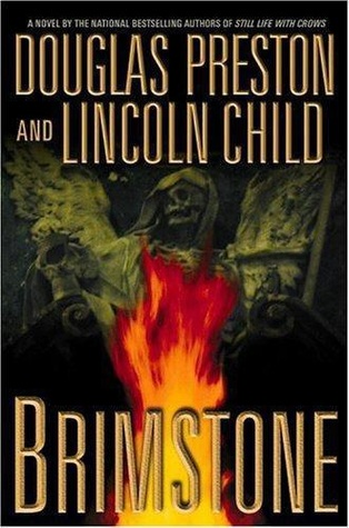 Brimstone (Pendergast, #5/Diogenes, #1)