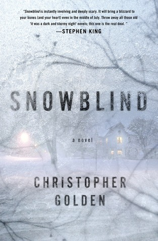 Waiting on Wednesday – Snowblind by Christopher Golden