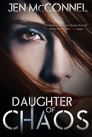 Daughter of Chaos (Red Magic, #1)