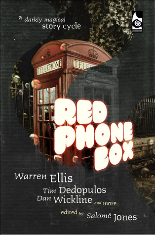 Red Phone Box by Salomé Jones