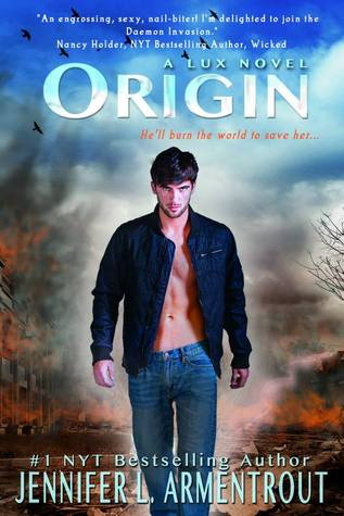 Origin (Lux, #4)